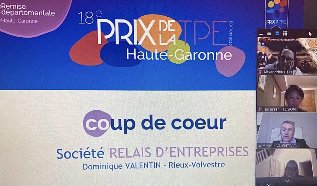 Prix de la TPE Haute-Garonne 2020
