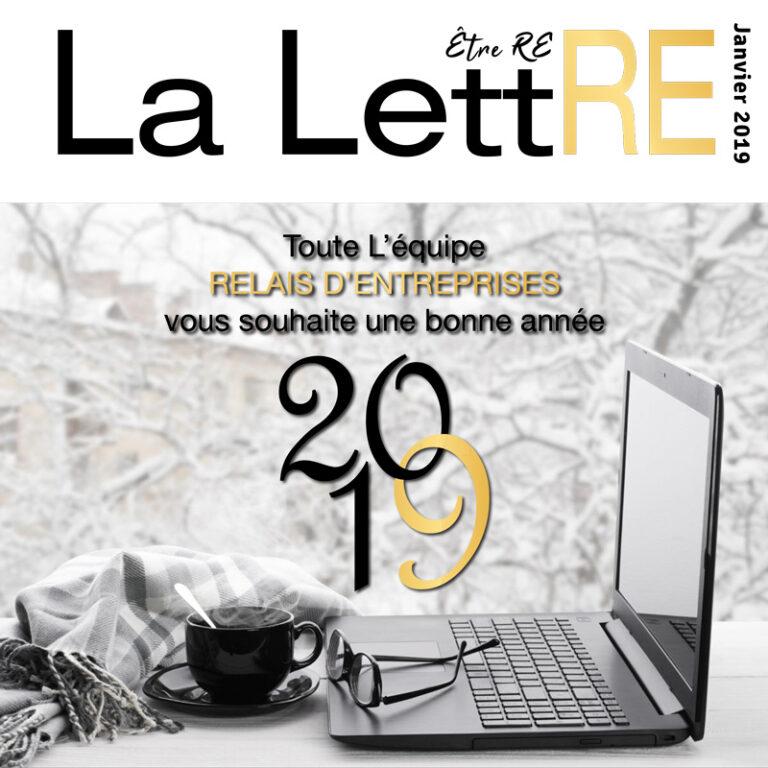 Newsletter Relais d'Entreprises_Janvier_2019