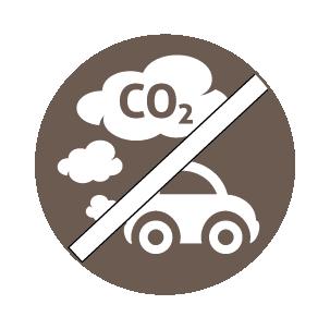 Valorisation des km non effectué - réduire sa pollution