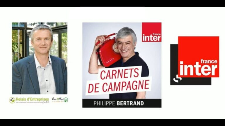 France Inter Carnets campagne