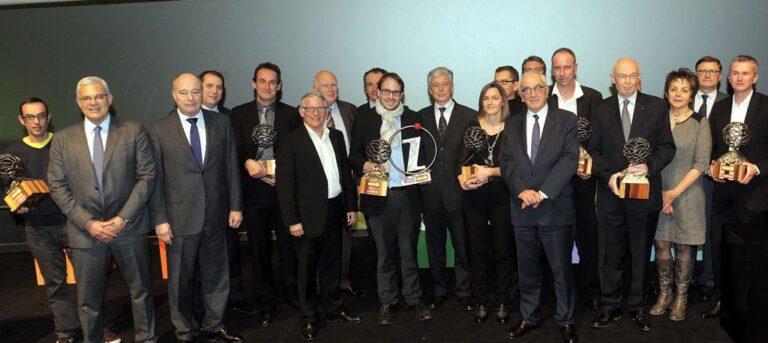 Relais d'Entreprises Lauréat des Septuors 2014 !