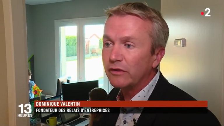 Relais d'Entreprises sur France 2