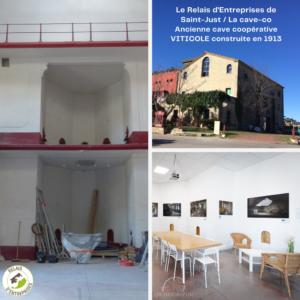 réhabilitation de bâtiments publics en tiers-lieux