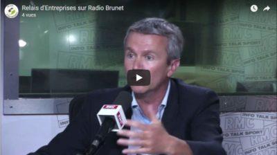 Dominique valentin sur Radio Brunet