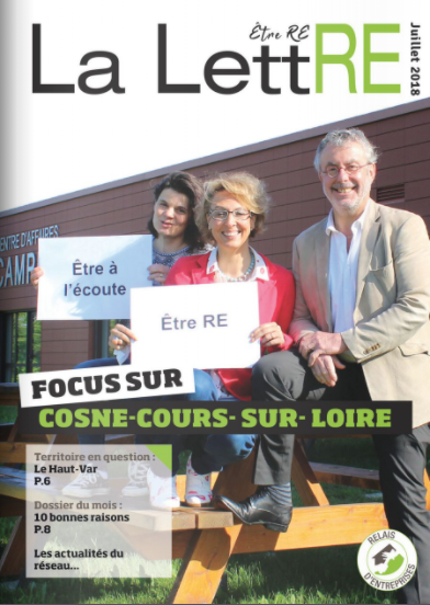 Newsletter Juillet 218